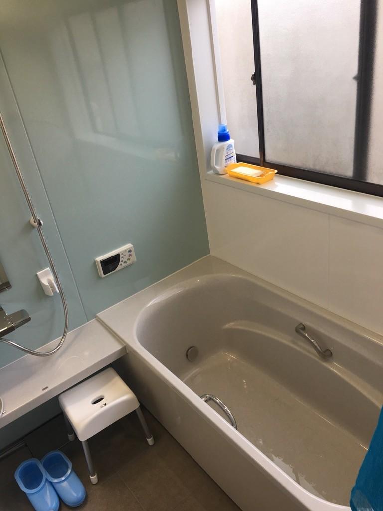 浴室取替工事