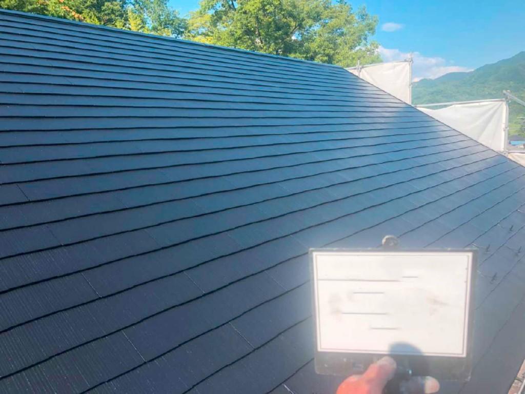 【山梨県】屋根・外壁塗装工事