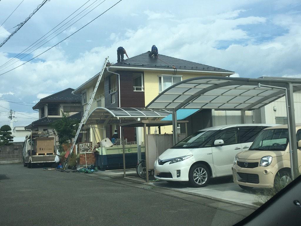 太陽光、屋根・外壁塗装