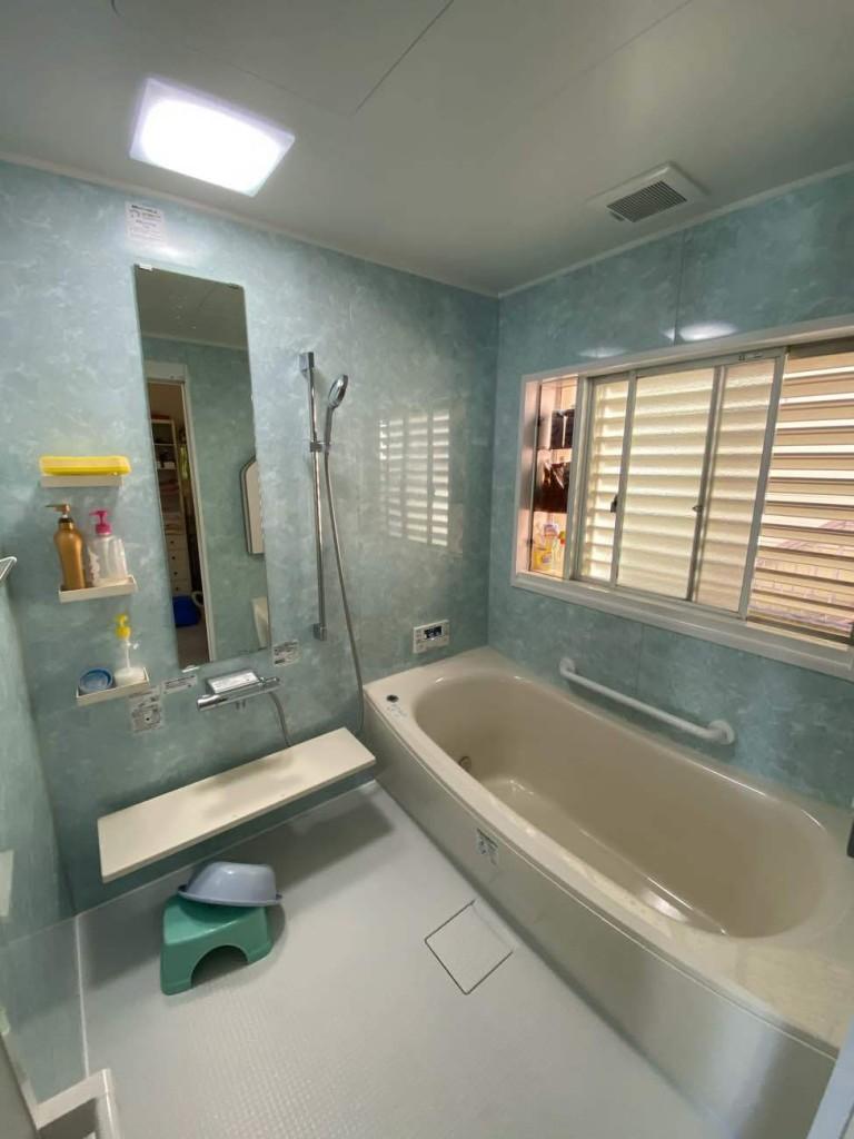 浴室・トイレ・エコキュート取替
