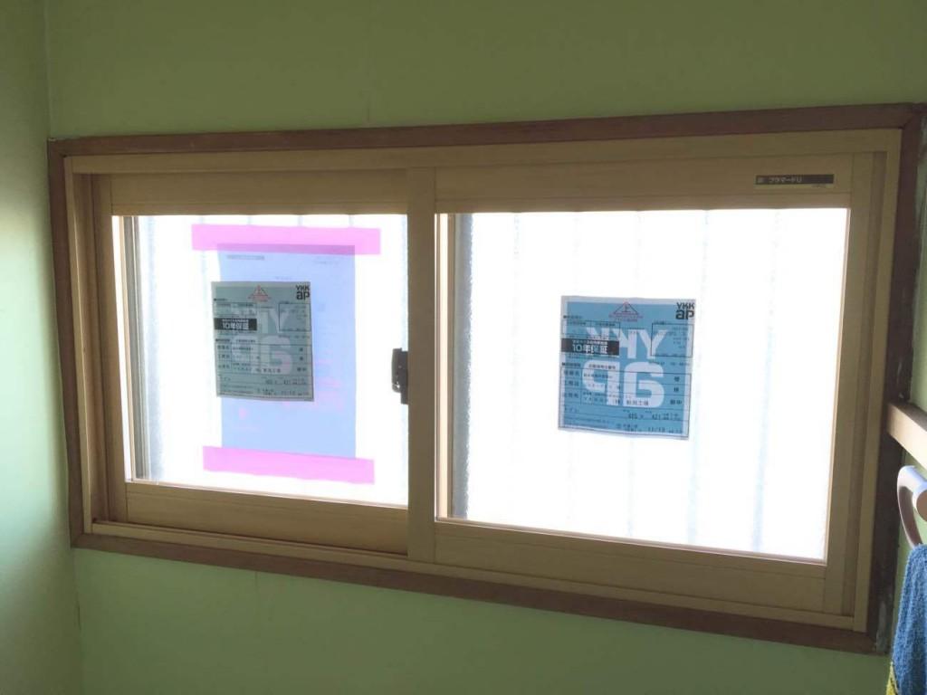 内窓AFTER画像