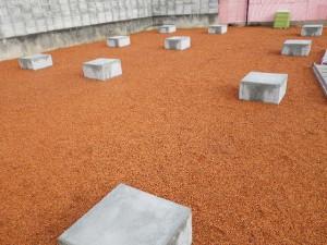 瓦チップ 廃瓦チップ カワラチップ 雑草対策