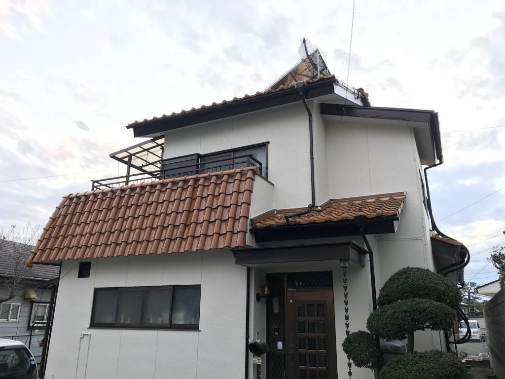 屋根外壁工事