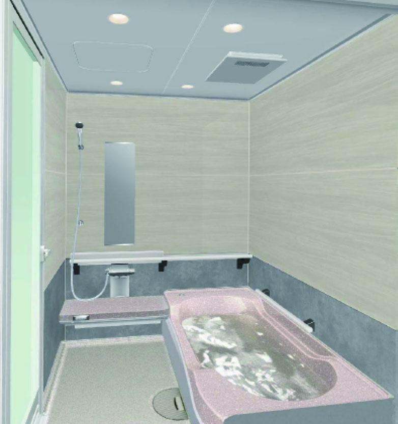 【ミスターデイク】浴室リフォーム/クリナップ_アクリアバス