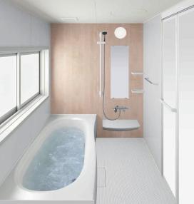 新【ミスターデイク】浴室リフォーム/Panasonic_オフローラ