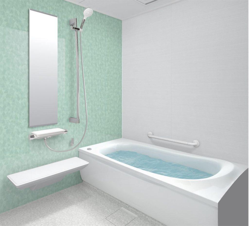 【ミスターデイク】浴室リフォーム/TOTO_サザナ(Tタイプ)