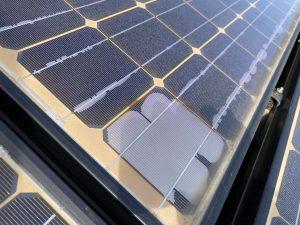太陽光発電モジュール トラブル 層間剥離