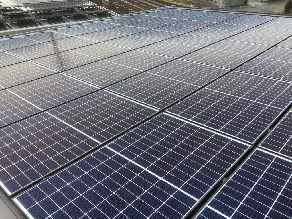 太陽光・蓄電池設置工事