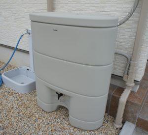 Panasonic 雨水タンク(レインセラー)