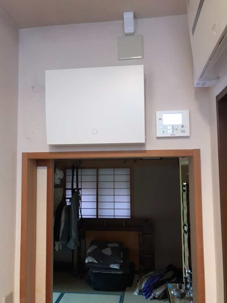 【長野県】蓄電池設置工事