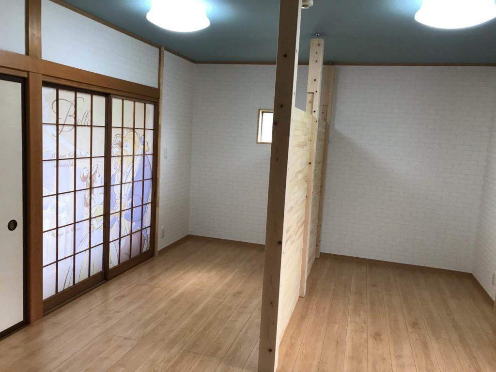 【甲府市】和室改装工事 M様