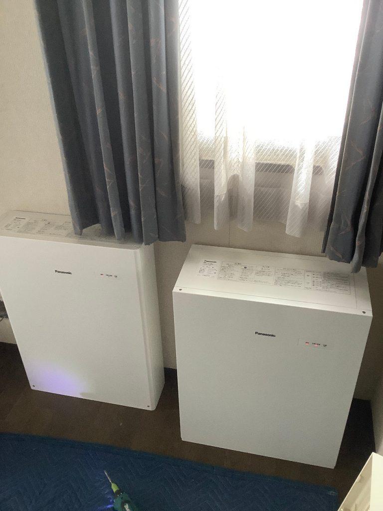【南アルプス市】蓄電池設置工事 K様