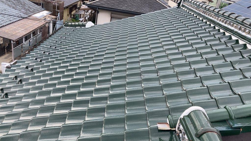 【中央市】太陽光発電工事BEFORE画像
